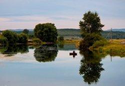 Пруды на реке Караси