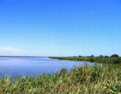 Брединское водохранилище (р. Синташта)