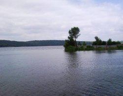 Кармановское водохранилище (р. Буй)