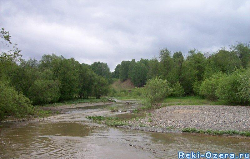 река ик башкирия фото